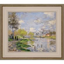 Product Image - Spring By The Seine, 1875