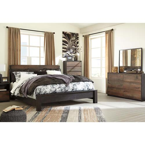 Windlore King Bedframe