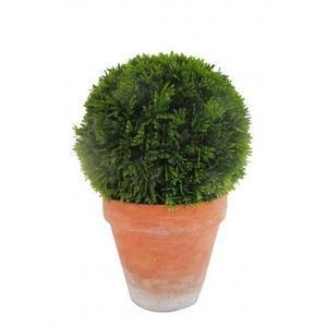 Decorative faux Bush- Small