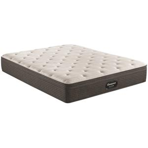 Beautyrest Silver - BRS Bold - Plush - Euro Top - Cal King
