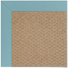 "Creative Concepts-Raffia Canvas Mineral Blue - Rectangle - 24"" x 36"""