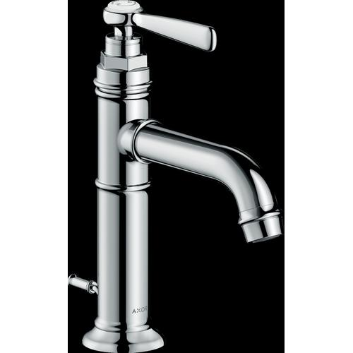 AXOR - Chrome Single-Hole Faucet 100 with Pop-Up Drain, 1.2 GPM