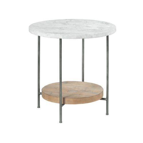 Madeira Round End Table