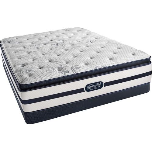 Beautyrest - Recharge - Audrina - Luxury Firm - Pillow Top - Cal King