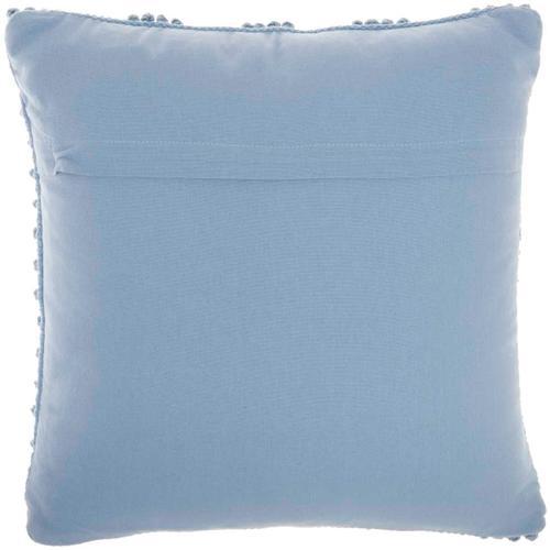 "Life Styles Gc380 Ocean 18"" X 18"" Throw Pillow"