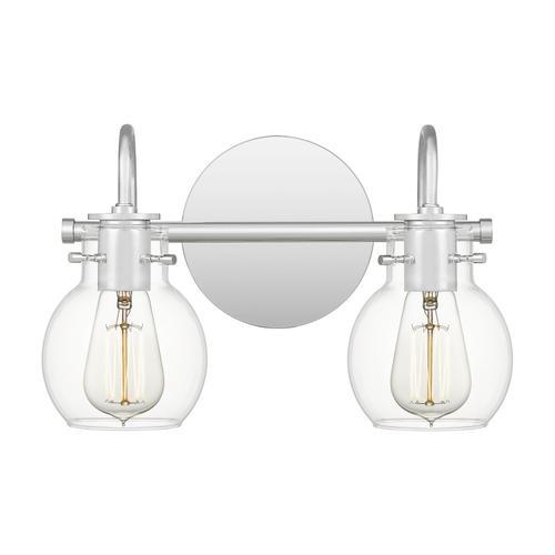 Quoizel - Andrews Bath Light in Polished Chrome
