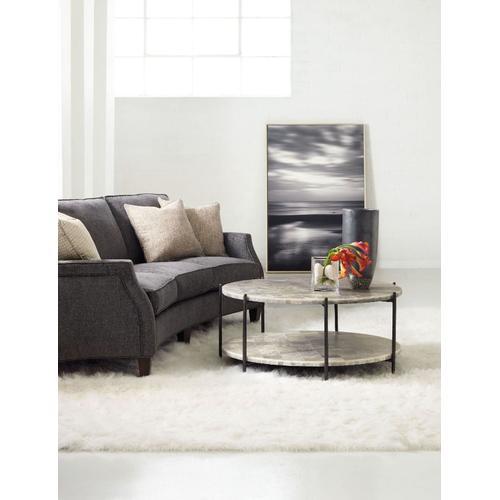 Living Room Melange Blythe Cocktail Table
