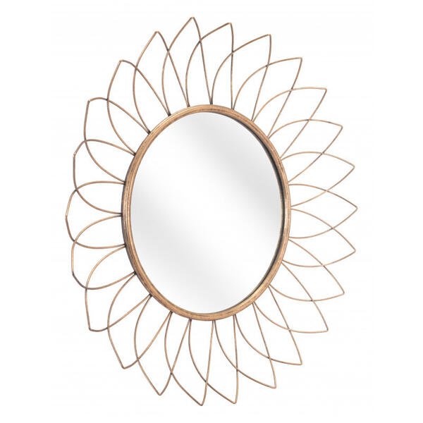 Jayne Mirror Gold