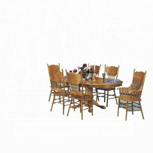 ACME Nostalgia Dining Table - Top - 02186A-T - Oak