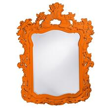 View Product - Turner Mirror - Glossy Orange