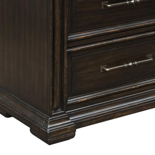Canyon Creek Master Chest Base in Brown