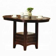 ACME Lugano Bar Table - 07675 - Dark Walnut