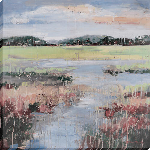 Marsh - Gallery Wrap