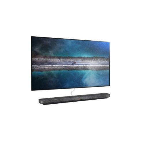 LG SIGNATURE W9 Wallpaper 65 inch Class 4K Smart OLED TV w/ AI ThinQ® (64.5'' Diag)