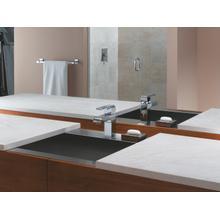 """Chrome 24"""" Towel Bar"""