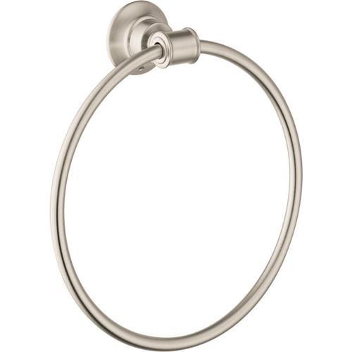 AXOR - Brushed Nickel Towel Ring