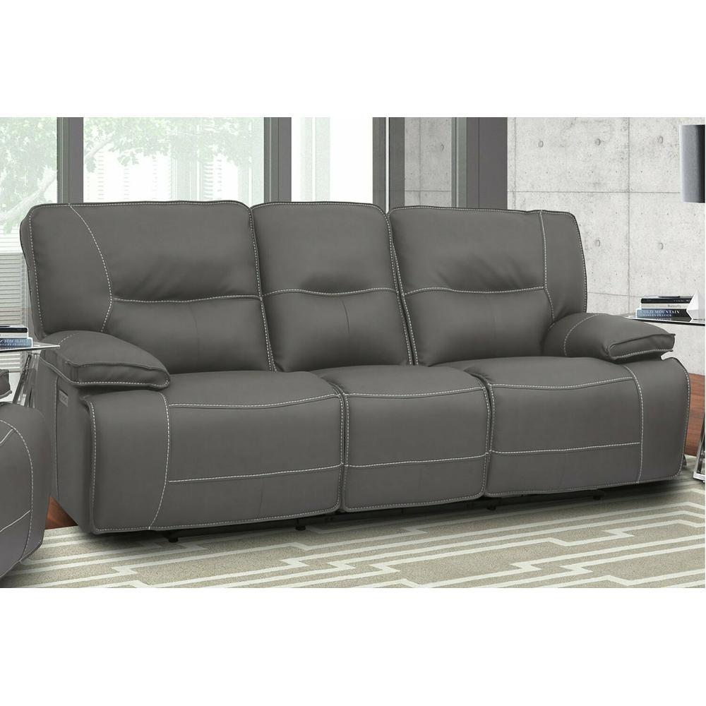Product Image - SPARTACUS - HAZE Power Sofa