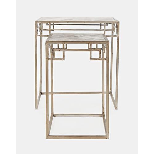 Global Archive Novak Nesting Table - Set of 2