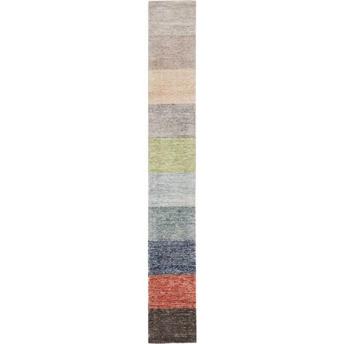 Weston Wes01 Blanket -- Charcoal, Brick, Aegean, Blue, Seafoam, Aquamarine, Citron, Silver, Birch, Linen, Oatmeal, Vapor