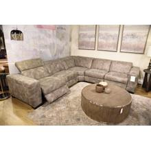 Bergamo Murano Reclining Sectional
