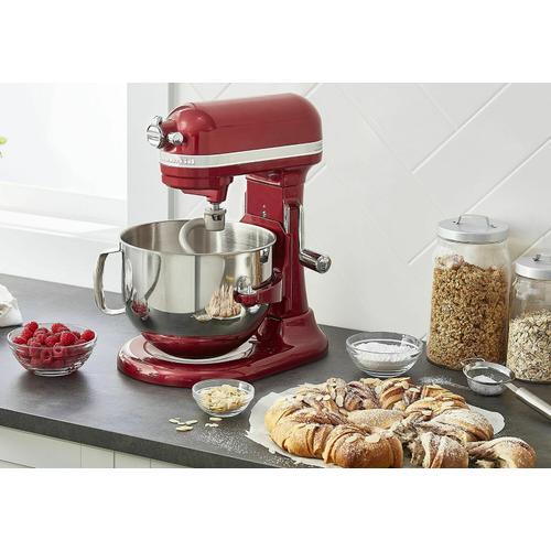 KitchenAid - Pro Line® Series 7 Quart Bowl-Lift Stand Mixer - Candy Apple Red