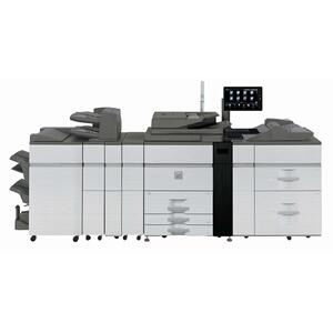 MX-M1205 120 ppm B&W networked digital MFP