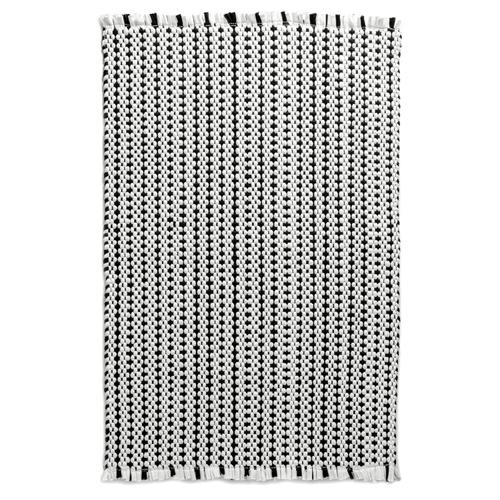 Novato Black White Multi - Rectangle - 2' x 3'