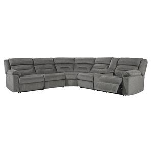 Malmaison 5-piece Power Reclining Sectional