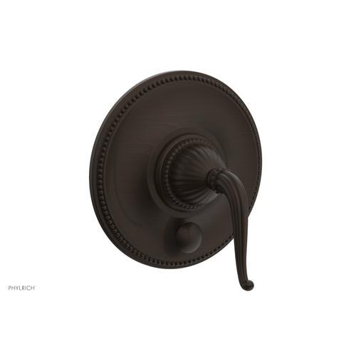 GEORGIAN & BARCELONA Pressure Balance Shower Plate with Diverter and Handle Trim Set PB2141TO - Antique Bronze