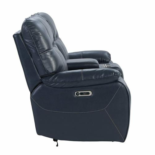 Parker House - AXEL - ADMIRAL Power Console Loveseat
