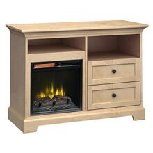 See Details - Howard Miller Fireplace Custom TV Console FP46C