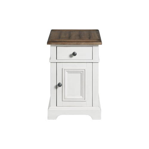 Intercon Furniture - Drake Chairside Table