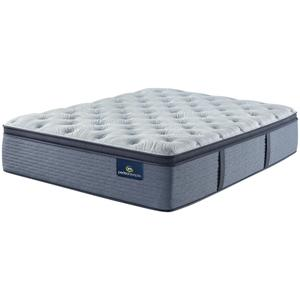 SertaPerfect Sleeper - Renewed Sleep - Firm - Pillow Top - Cal King
