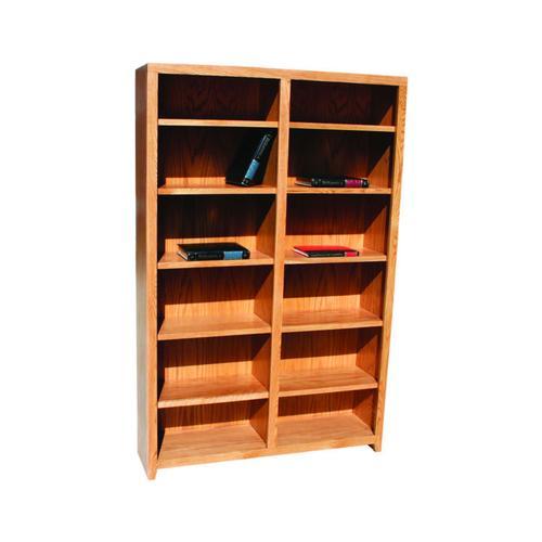 "Pacific Urban Oak 48"" Standard Bookcase"