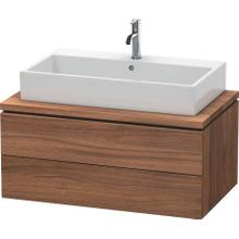 Vanity Unit For Console, Natural Walnut (decor)