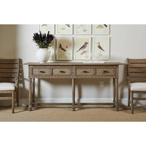 Stanley Furniture - Portico Sideboard - Drift