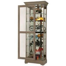 Howard Miller Martindale VI Curio Cabinet 680637
