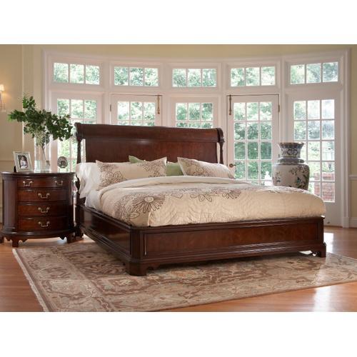 Fine Furniture Design - Norfolk Demilune Chest