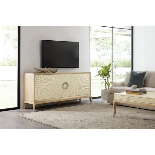 Home Entertainment Novella Coastside Entertainment Console