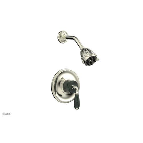 Phylrich - VALENCIA Pressure Balance Shower Set PB3338F - Satin Nickel
