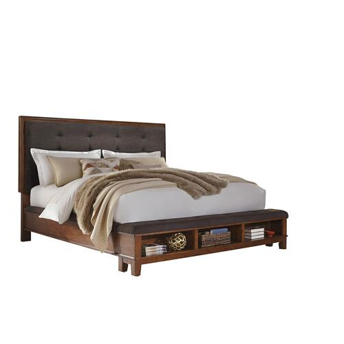Ralene King Storage Bedframe