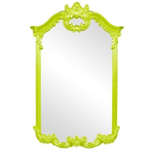 Howard Elliott - Roman Mirror - Glossy Green