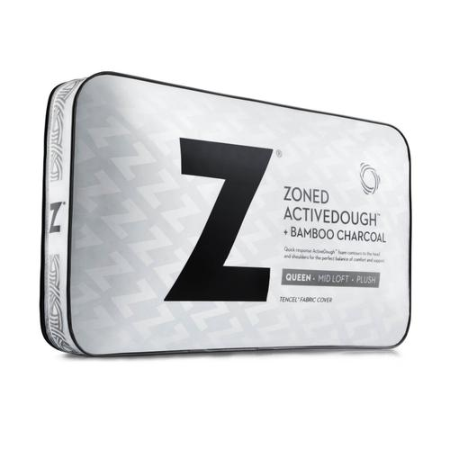 Zoned ActiveDough + Bamboo Charcoal Queen