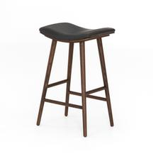 Bar Stool Size Distressed Black Cover Union Bar + Counter Stool