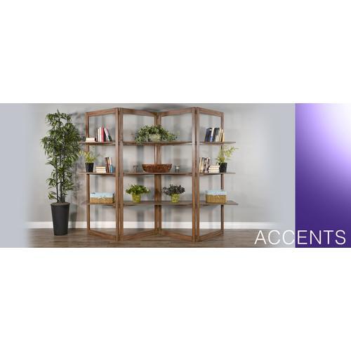 Doe Valley Room Divider/ Bookshelf