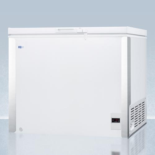 Summit - 8 CU.FT. Chest Freezer