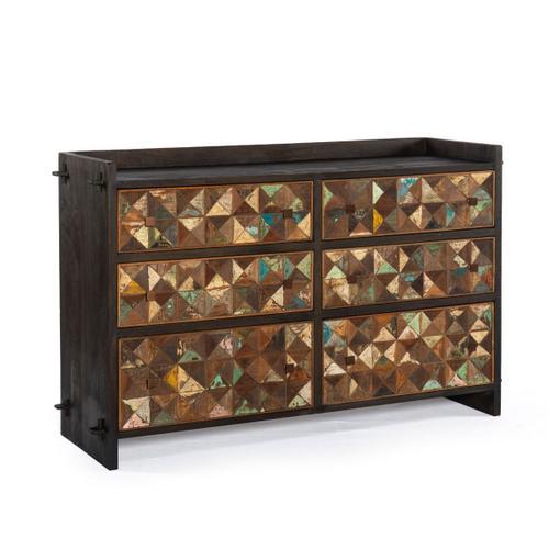 "Product Image - Rio Six Drawer Dresser 53"""