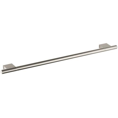 Brushed Nickel Towel Bar 24""