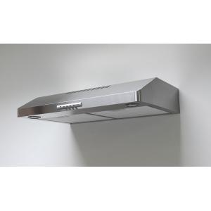 """Faber24"""" under cabinet hood stainless steel"""