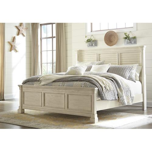 Bolanburg II King Bedframe